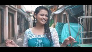 Ei meghla dine Ekla   Bengali cover song   Sneha Ganguly   Hemanta Mukherjee   Arnab Chowdhury   You
