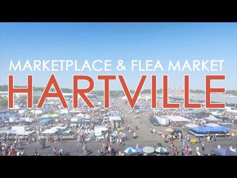 Hartville Flea Market | Selling Junk & Making Money | Ohio