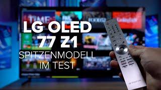 LG OLED Z1 im Test: Der beste …