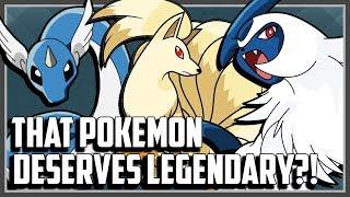 Download Top 10 Pokemon That Deserve Legendary!