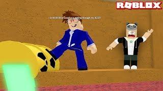 Kötü Öğretmenden Kaçış!! - Panda ile Roblox Escape the EVIL TEACHER