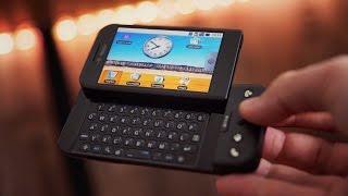 Retro Unboxing vom allerersten Android-Smartphone! (Google G1) - felixba