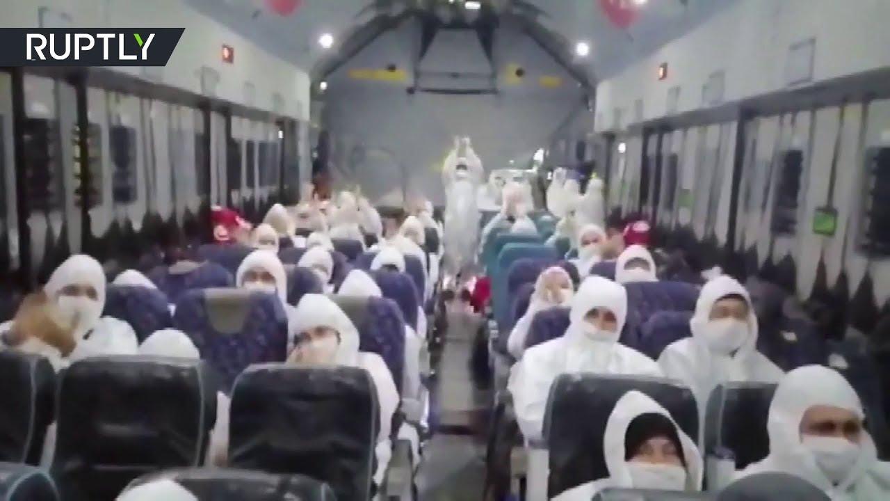 Turkey Air Force evacuates 42 people from Wuhan amid coronavirus outbreak