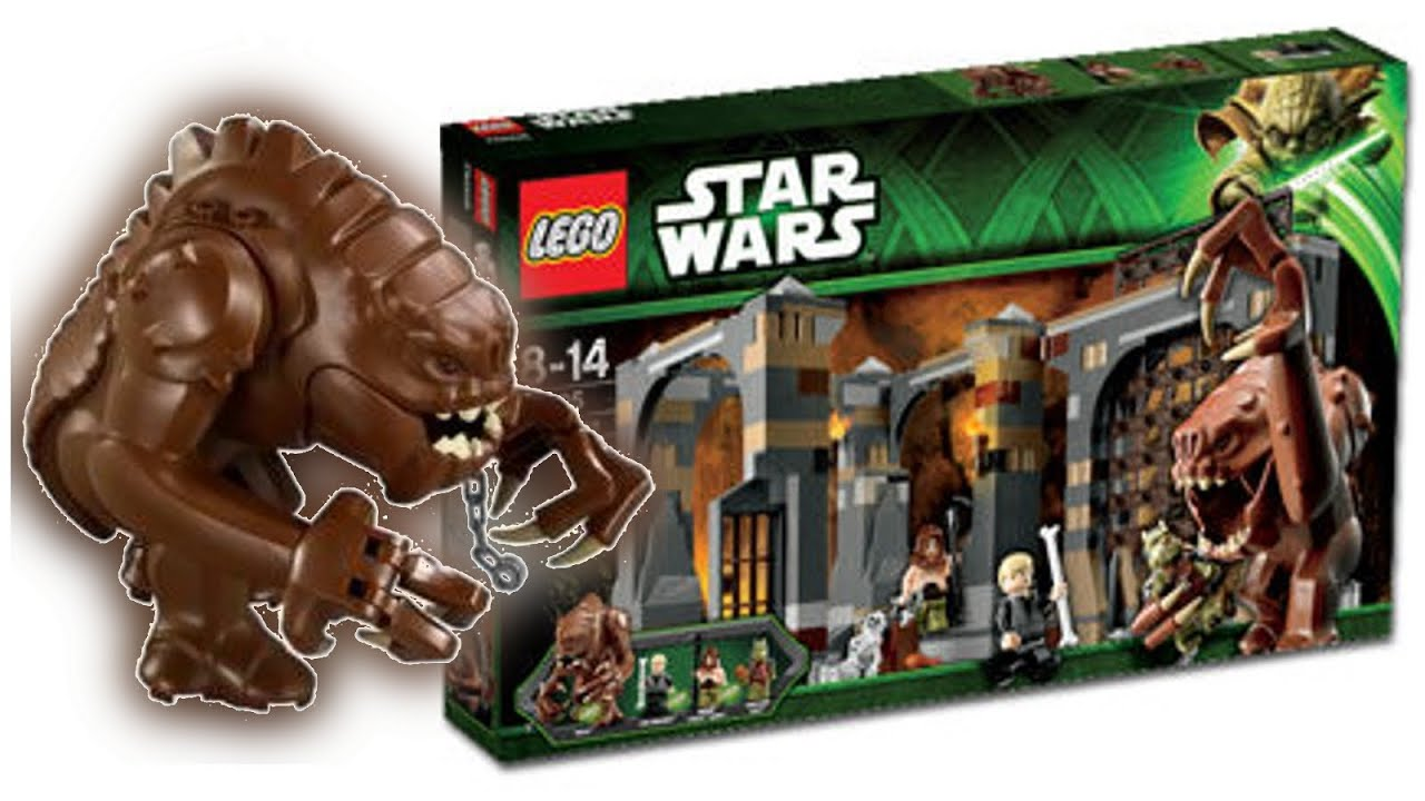 monsters Lego star wars