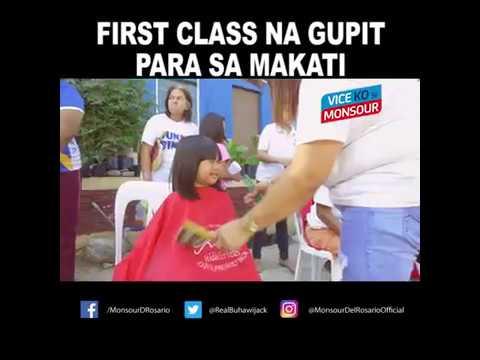 First Class na Gupit para sa Makati