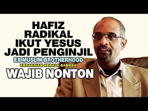"""Hafiz """"Persaudaraan Muslim"""" Sudan Jadi Penginjil - Wasidi"""