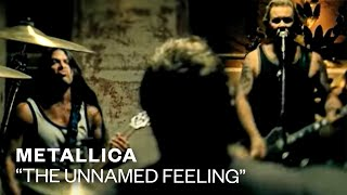 Metallica - The Unnamed Feeling (Official Music Video)