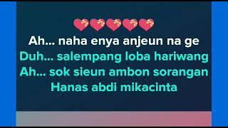 Gambar cover Kagembang   Karaoke Pop Sunda