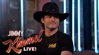 Robert Rodriguez Made Pizza for President Obama
