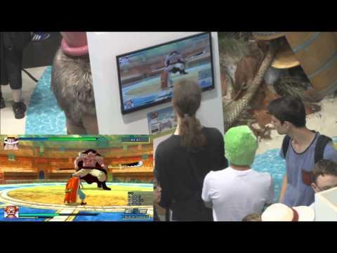 BANDAI NAMCO Games Festival - Japan Expo 2014 - Day 4