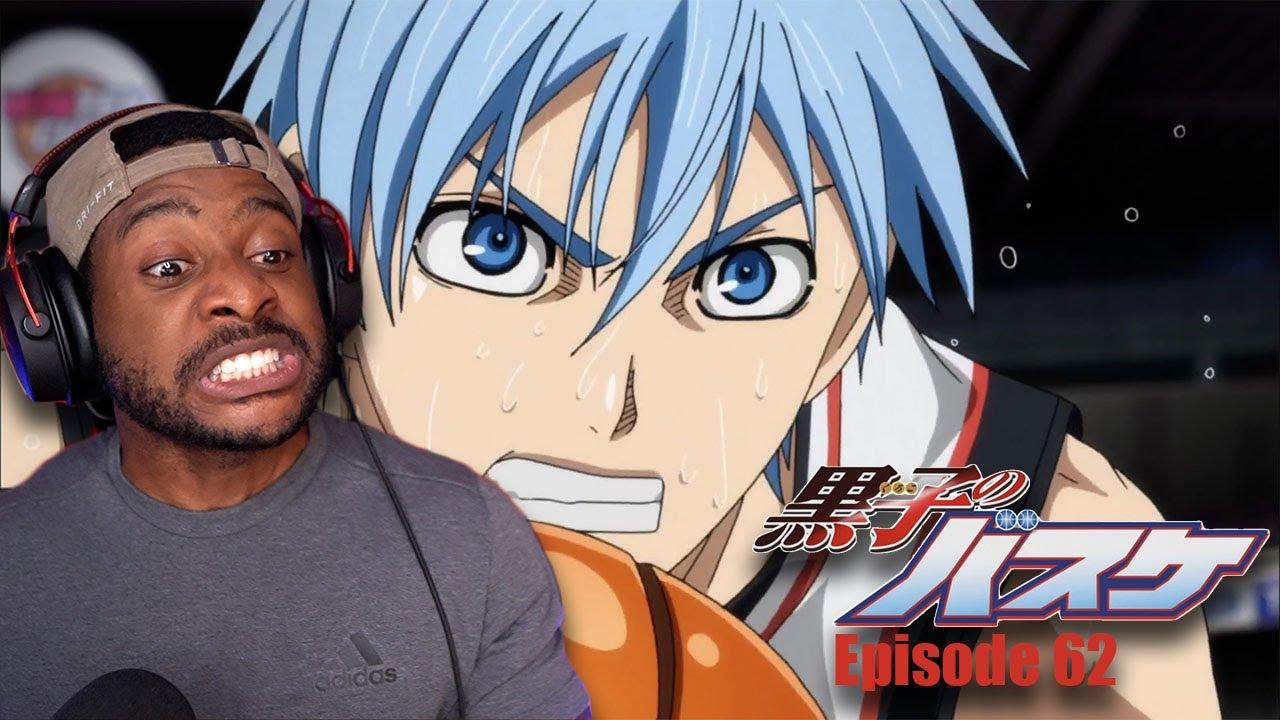 This Game Was Tough | Kuroko No Basket Episode 62 | Reaction
