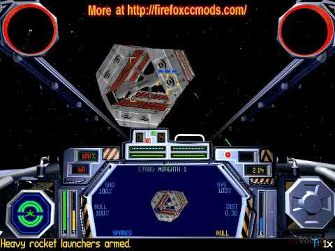 New Game Incursion – Star Wars – TIE Fighter (1998) – Part IV