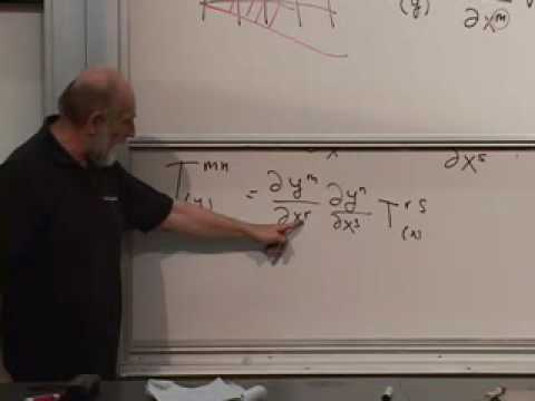 Einstein's General Theory of Relativity   Lecture 3