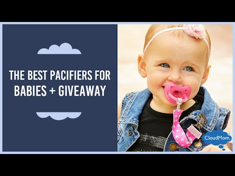 What Are the Best Pacifiers for Babies? | CloudMom