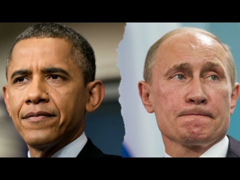 Obama and Putin: Theyre just different