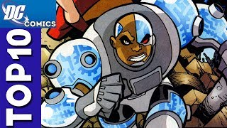 Top 10 Cyborg Fights From Teen Titans