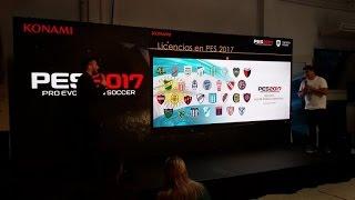 Trailer Oficial | PES 2017 -Liga Argentina |Axis Computación