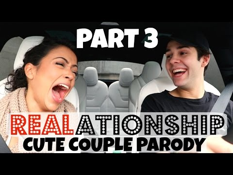 (REAL)ATIONSHIPS PART 3: CUTE COUPLE PARODY ft. David Dobrik