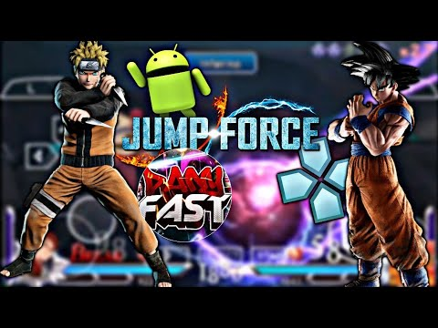 Jump force download for ppsspp windows 7
