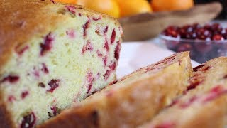 How to Make Cranberry Bread