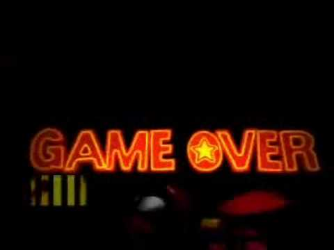 Donkey Kong Country 1 , 2 , 3 - Game Over - SNES