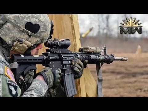 5.56mm M4 CARBINE ⚔️ US Armed Forces