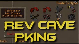 Team Rev Cave Pking! Bank Was Made Again.