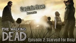 The Walking Dead: Episode 2 - Part 1: We Three Kings... And Larry