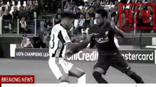 ماذا فعل نيمار بكرة القدم عندما يمسكها