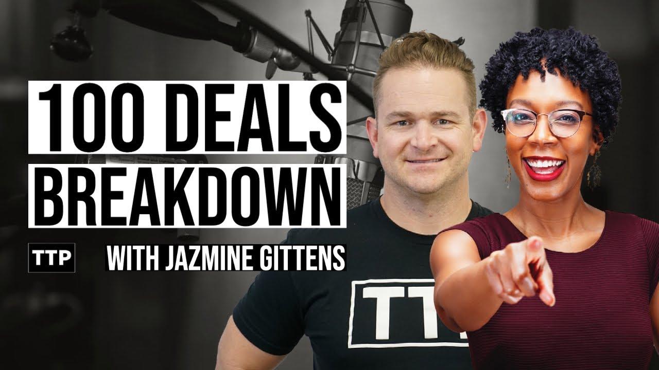 100 Deal Breakdown | Wholesaling Inc Podcast
