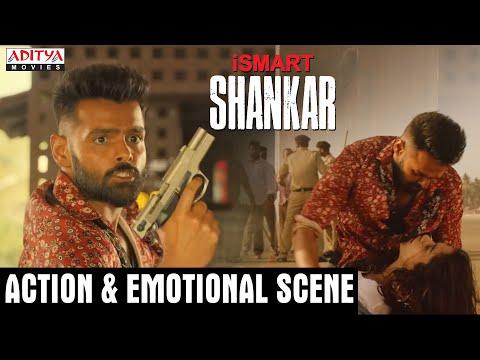Action & Emotional Scene | iSmart Shankar Hindi Dubbed (2020) | Ram Pothineni, Nidhi Agerwal, Nabha