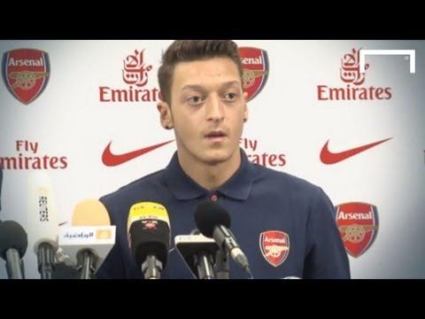 "Mesut Özil: ""I am a Gunner"""