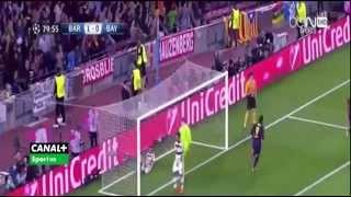 أفضل هدف في أوروبا.. ميسي يتفوق على رونالدو (فيديو)