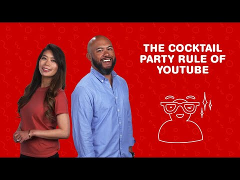View in 2: The Cocktail Party Rule of YouTube | YouTube Advertisers