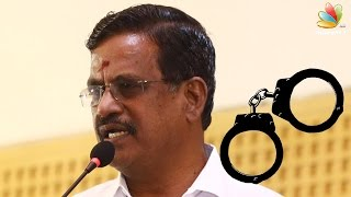 High Court orders arrest of Kalaipuli S. Thanu | Latest Tamil Cinema News | Kabali Producer
