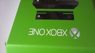 XBOX ONE express unboxing
