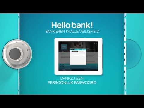Ontdek de Hello bank! app