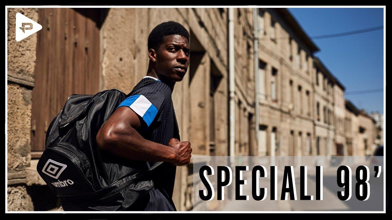 026aea90b3 Umbro Speciali 98' | WIN SIGNED MICHAEL OWEN ENGLAND SHIRT! - YouTube