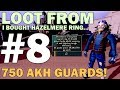 Loot from 750 AKH GUARDIANS| Episode 8 [I BOUGHT A HAZELMERE RING!!] Runescape 3 Loot Videos