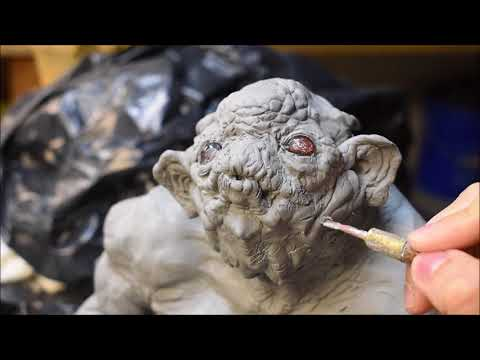 How To Make A Resin CREATURE!!!