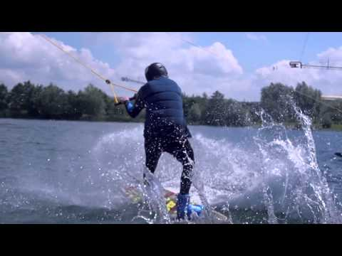 Sport Trend Shop Cable Wakeboard Action HD