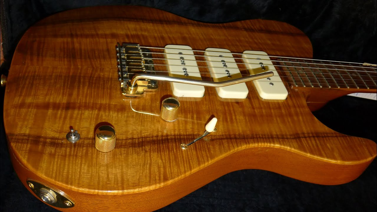 Nice Bulldog Security Products Thin Free Technical Service Bulletins Online Rectangular Two Humbuckers One Volume One Tone Tsb Search Old Remote Start Wiring BlueBulldog Remote Start Installation Melancon P90 Artist Koa And Mahogany 3 Pickups, Tremelo