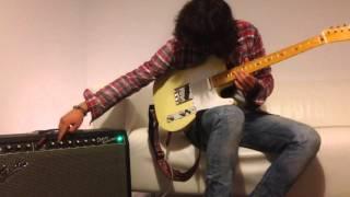 Fender telecaster  59 & fender deluxe reverb