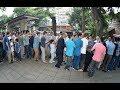 Beyoğlu Belediyesi -  Başkan Demircan vatandaşlarla bayramlaştı