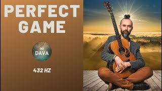 DAVA -Perfect Game  [Official Lyric Video] Original acoustic song