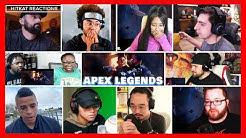 Apex Legends Season 4 Assimilation Launch Trailer Reactions Mashup | Hitkat Reactions | Shroud React