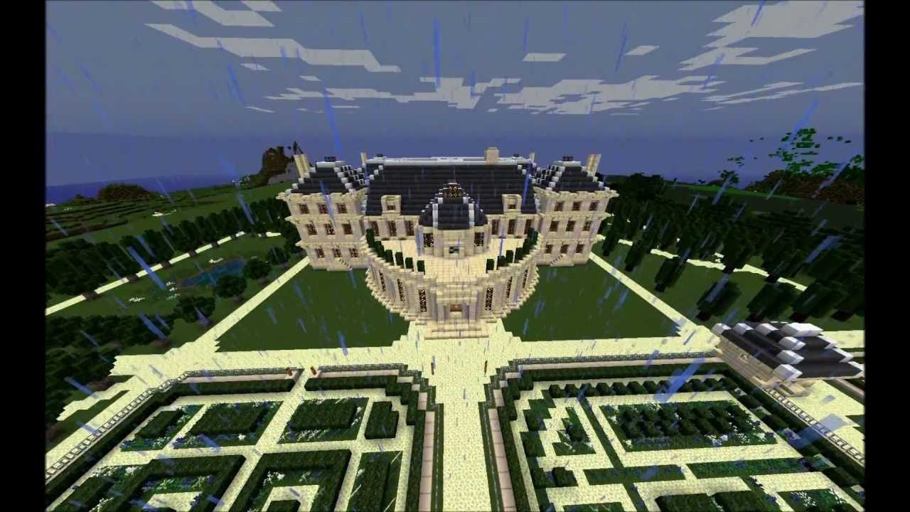 Minecraft HD Renaissance Castle YouTube
