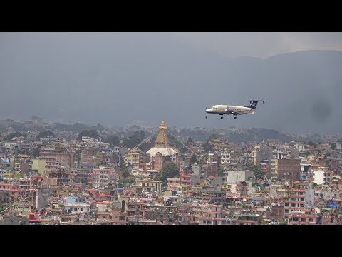 Turn Turn and Land from 20 direction of TIA | Harbin Y12e and Beechcraft 1900D | Episode 2