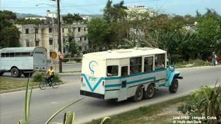 Переделанные, забавные, редкие автобусы
