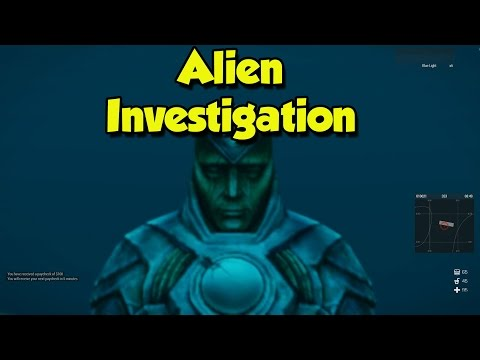 [Arma 3: Humanity - OrgoByte] Deep Sea Alien Investigation